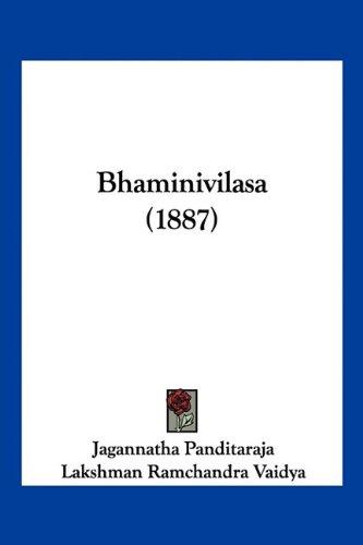Bhaminivilasa (1887)