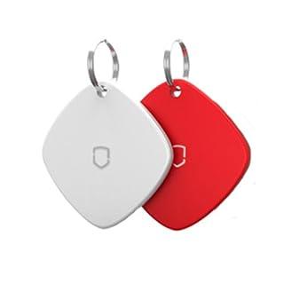 Tristan Auron Shield RFID Tag Karte Card Zubehör für Guardian Kit Alarmanlage Smart Home (Rot)