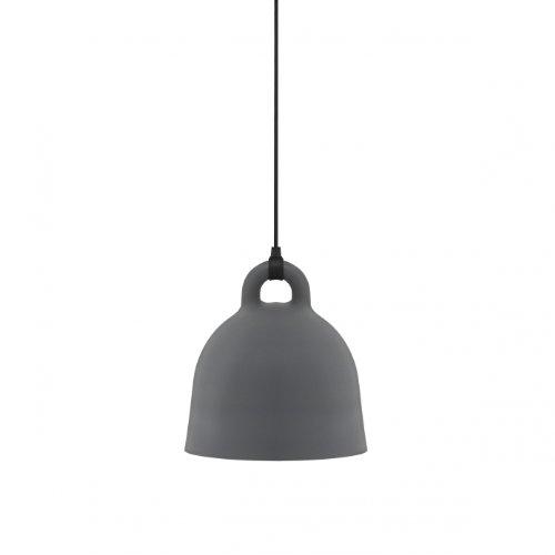 Suspension Bell Lamp - Grand Gris