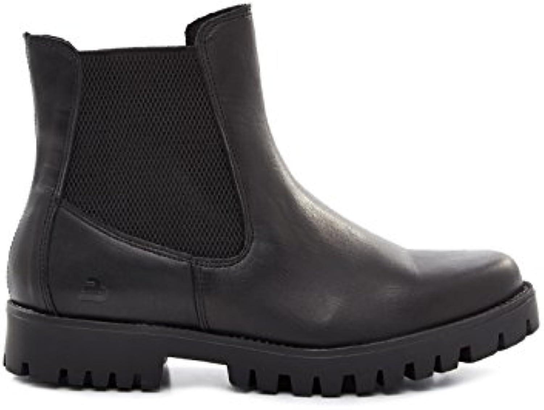 BULLBOXER Damen Stiefeletten 13709505 Schwarz 102911 2018 Letztes Modell  Mode Schuhe Billig Online-Verkauf