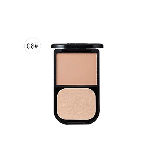 iBaste_top Concealer-Pulver Pressed Powder Oil Control Super-Mischbare Matte Lose Kompakte Makeup-Gesichtspuder-Mineralien Sprühen Akne-Abdeckmittel 0,28 Unze -