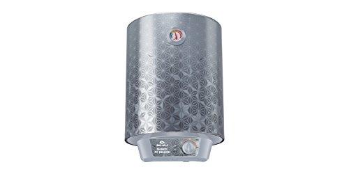 Bajaj Shakti PC Deluxe 15 L Vertical Storage Water Heater, Grey