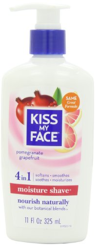 kiss-my-face-4-in-1-pomegranate-grapefruit-moisture-shave-325ml