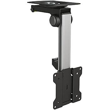 systafex premium monitorhalterung monitor deckenhalterung tv deckenhalter schwenkbar klappbar. Black Bedroom Furniture Sets. Home Design Ideas