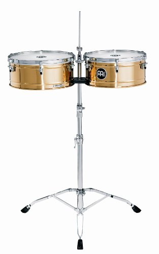 Meinl Percussion BT1415 - Timbales, serie Professional, diametro 35,56 cm (14