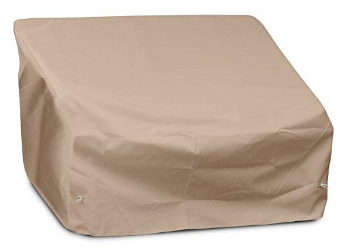 KoverRoos Weathermax 49147 Loveseat/Sofa-Bezug, 51 cm breit, 33 cm 33 cm Durchmesser Höhe, Toast