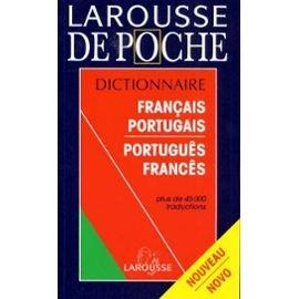 Larousse de poche français-portugais ; portugais-français