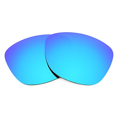 Revant Replacement Lenses for Ray-Ban Wayfarer Liteforce RB4195 Polarized Elite Kiwanda Blue MirrorShield