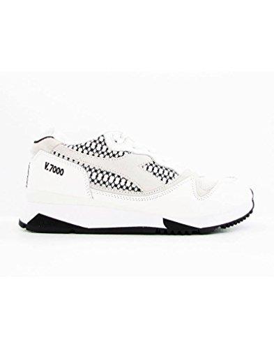 501 Turnschuhe 01 White V7000 Weiß Sneaker 170955 20006 Samurai Schuhe Diadora IqY1wFPI