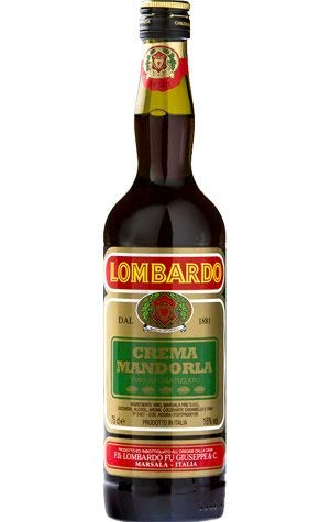 Lombardo Crema Mandorla Vino Aromatizzato DOC 0.75 Liter