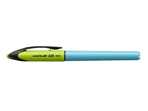 Uni-Ball Air Micro-Roller, colore: nero