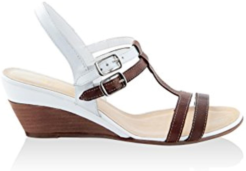 PIELIBRE DAMEN-79533_Capra_Capra Veg_Bianco_Multi Glattleder 2018 Letztes Modell  Mode Schuhe Billig Online-Verkauf