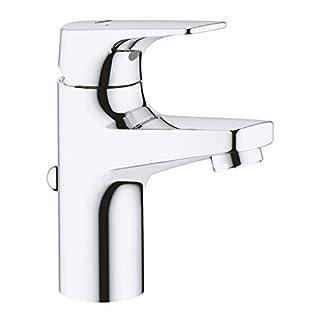 Grohe 23809000 Start Flow – Grifo mezclador monomando para lavabo, talla S