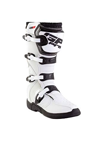 GP-PRO Comp Serie 2.1MX Stiefel weiß (geformte Sohle) Off Road Motocross Stiefel NEU