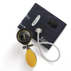 Welch Allyn Durashock DS55Silber Serie Hand Aneroid Blutdruckmessgerät, gelb (ds-5561-169)