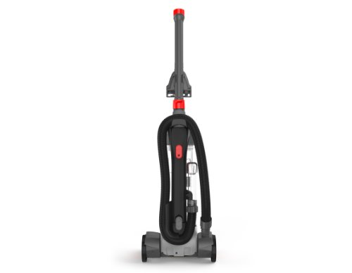 Vax U86-PM-TH Performance Floor-2-Floor Total Home Bagless Upright Vacuum Cleaner, 3.5 L, Silver with Red