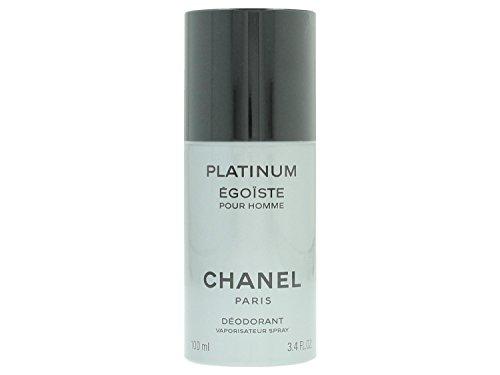 Chanel Platinum Egoiste Pour Homme Desodorante Spray