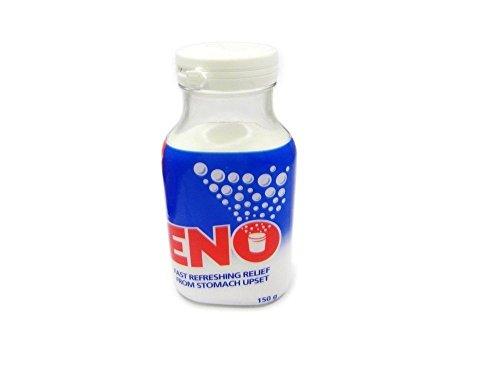 Eno - Poudre effervescente Sel de fruit/Fruit Salt - 1 pot de 150 g