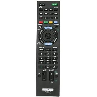 Allimity RM-ED047 Ersetzen Fernbedienung fit für Sony Bravia TV KDL-32R300B KDL-22BX320 KDL-32BX320 KDL-46BX421 KDL-32BX321 KDL-32BX421 KDL-40BX420 KDL-40BX421 KDL-46BX420 KDL-22BX321 KDL-55BX520