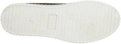 XTI 46928, Scarpe da Ginnastica Basse Donna Oro (Bronce)