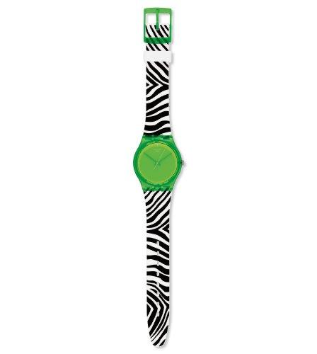 Swatch Green Zeb GG210 - Orologio da donna
