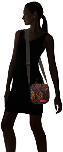 Animal - Dawn, Borse a tracolla Donna Arancione (Shadow Black)