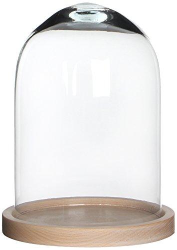 Mica decorations 242311 t campana da cucina in vetro con for Mica decoration cloche