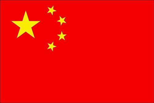 Sonia Originelli Fahne Flagge 90 x 150cm Fussball EM Party WM Handball Farbe China
