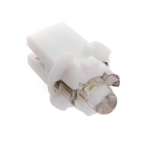 10x T5 AMPOULE Lumiere LED Jauge Blanc lumiere COMPTEUR TABLEAU DE BORD B8-5D feux Voiture 12V