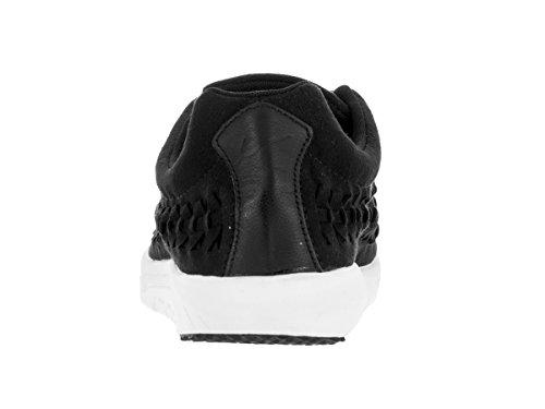 Nike Herren Mayfly Woven Turnschuhe Schwarz (Schwarz / Schwarz-Gipfel weiß)