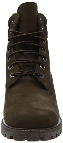 Timberland 6 In  Men   s Ankle Boots  Brown  Dark Brown   10 UK  44 1 2 EU