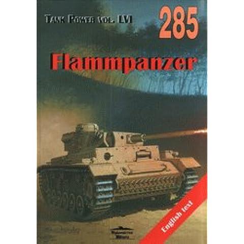 Flammpanzer Wydawnictwo Polish Militaria Tank Power Vol LVI (Tank Power)