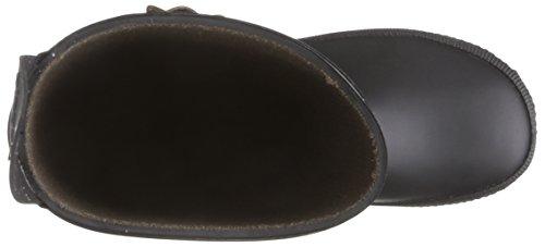 Bisgaard 92004999, Bottes de Pluie mixte enfant Noir (50 Black)