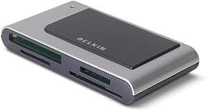 Belkin Hi-Speed USB 2.0 All-in-1 Media Card Reader/Writer
