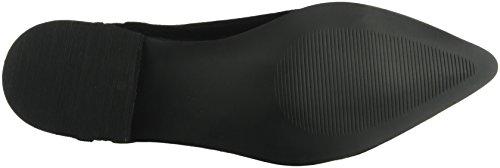 Black Lily Rolan Boots, Bottines non doublées femme Noir - Noir