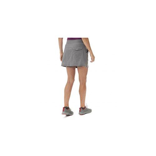 Lafuma Lfv11351 Short Femme Gris clair