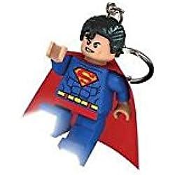 Super Héroes–Llavero linterna de Superman.