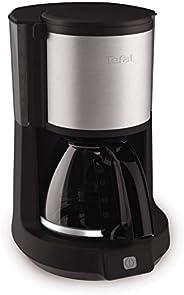 Tefal cm3708 Subito Select Filtre Kahve Makinesi, Siyah/ Paslanmaz Çelik