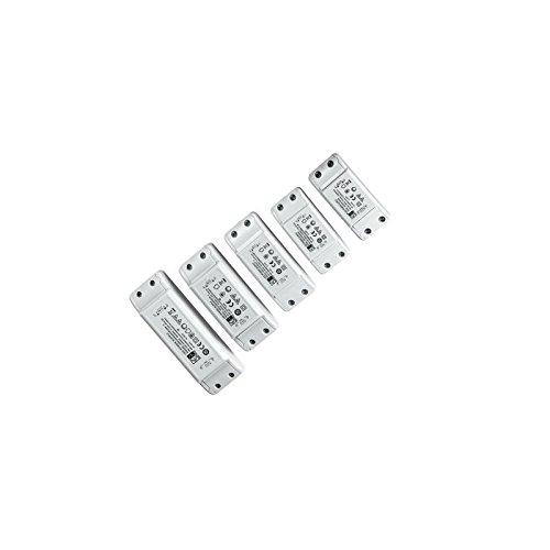 HOMEGARDEN - Driver 9W corrente costante output DC 350 mA 18-23V
