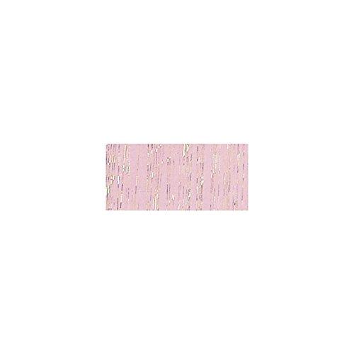 Rayher 3106316 Wachsfolie Hologramm-Streifen, 20x10 cm, SB-Btl. 1 Stück, rosé