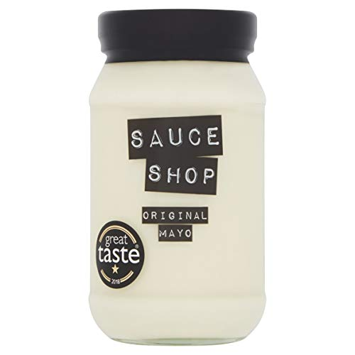 Sauce Shop Original Mayo, Perfect for Fish, Chicken, Potatoes and Salads (255g)