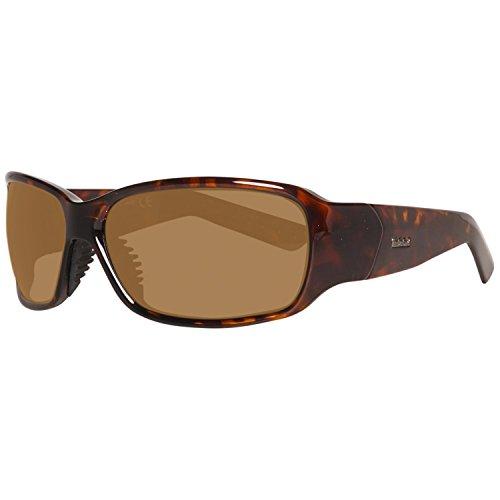 Timberland sonnenbrille tb9024 6652h occhiali da sole, marrone (braun), 66 uomo