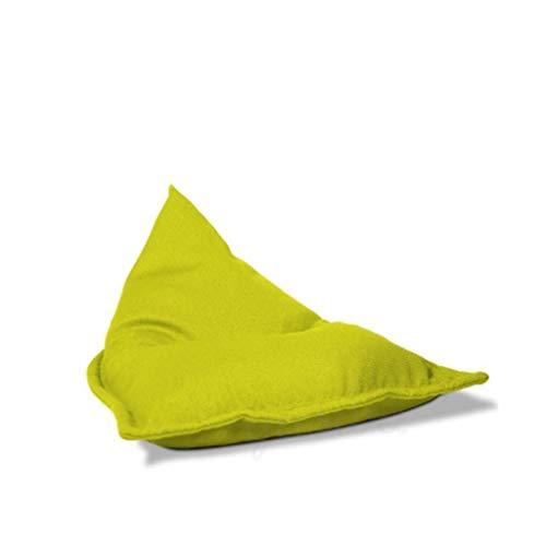 Bean Bag Sitzsack Stühle Für Kinder Faules Schlafsofa Abnehmbarer Garten Im Freien Geeignet Für Spiel Kleines Sofa (Color : Green)