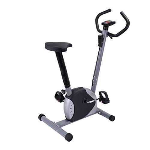 Snow Yang Indoor Magnetic Fitness Bike-264lbs Gewicht KapazitäT-Portable Workout-StationäRe Fahrrad-Liegerad Heimtrainer Mit Elektronischer Anzeige -