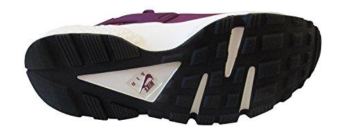 Nike Damen Wmns Air Huarache Run Print Turnschuhe Mulberry/Black/Segel/Sport Fuchsien