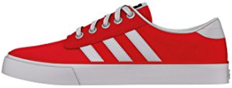 Adidas Sneaker Men KIEL D69237 Rot Weiß