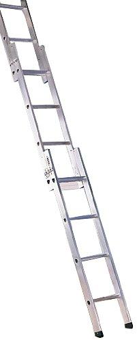 Lyte Deluxe Easiloft Dachbodentreppe, 3-teilig