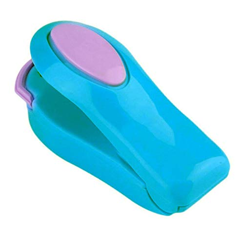 sahnah-DE Abs Mini Portable Handheld Heat Sealing Machine Plastic Bag Sealer Seal Tool (Heat Tool Sealing)