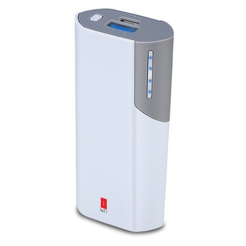 iBall 5000mAh Higher Safety Lightweight Power Bank - Multi Color