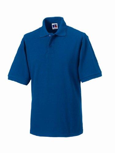 Russels WorkwearHerren  Polo ShirtPoloshirt Hellen Königlichen